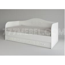 Детская кровать Ki-Ki с ящиками
