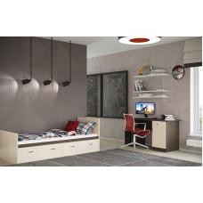Спальня для школьника №1