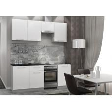 Кухня Oli белый 2,1м