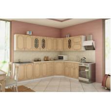 Кухня Жасмин угловая 2850х2050мм
