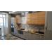 Кухня ЛОФТ с высокими шкафами 3500мм
