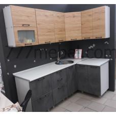 Кухня ЛОФТ 2,1х1,2м