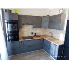 Кухня ЛОФТ 2,6*1,7м