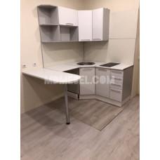 Кухня OLI 2,0*1,55 для квартиры студии