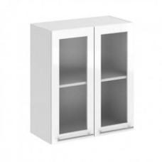 Шкаф верхний Виста стекло 600мм