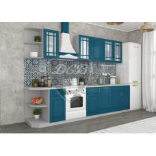 Кухня Гранд синий 2400мм