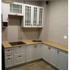 Кухня Гранд белый 1800*1300мм