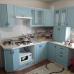 Кухня Гранд зеленый 2300*1500мм