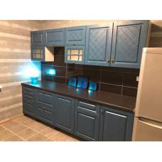 Кухня Гранд синий 2600мм