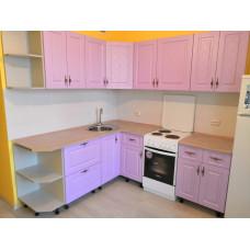 Кухня Гранд фиалка 1900*2100мм