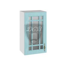Шкаф верхний Гранд со стеклом 400мм