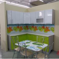 Кухня Капля 1600*1900мм