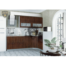 Кухня Капри коньяк 1450*2350мм