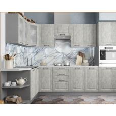 Кухня Капри камень светлый 1500*2900мм