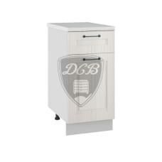 Шкаф нижний Капри 400 1 ящик