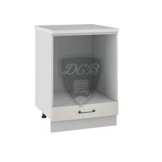Шкаф нижний Капри духовой 600