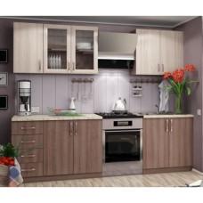 Кухня Татьяна 2.0 ЛДСП ясень