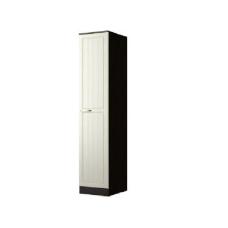 Шкаф пенал ЛИРА ШК-001 фасад белая шагрень