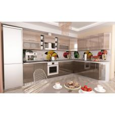 Кухня Мокко 3,2*2,2м