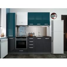 Кухня Виста океан/дым 2 метра