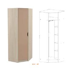 МС Клео шкаф угловой